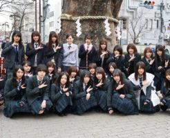欅坂46メンバーの人気順は?最新人気ランキング【2019版】